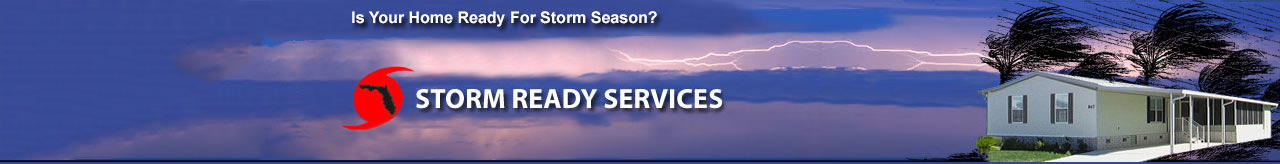 Storm Ready Services in Florida